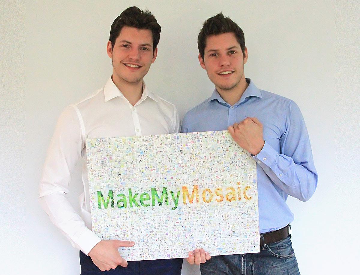 Gründer MakeMyMosaic