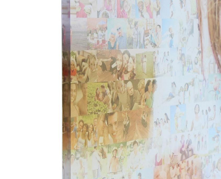 teilmosaik-acrylglas-material
